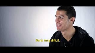 EXCLUSIVE VIDEO: Cristiano Ronaldo talks Messi