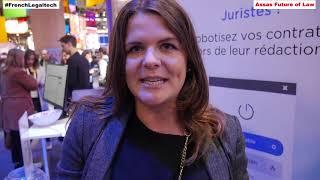 Vivatech 2019 – Marine Enjourbault de Gino Legaltech