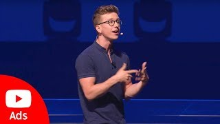 Brandcast 2018: Tyler Oakley, YouTube Creator | YouTube Advertisers