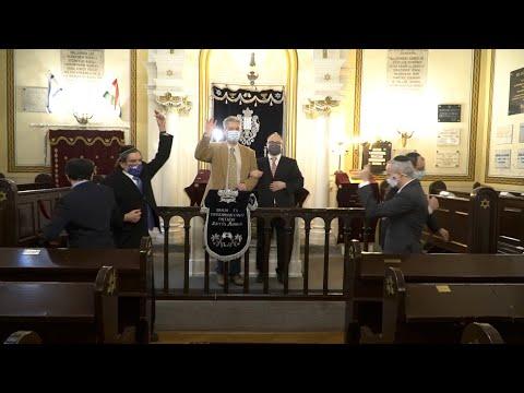 Purimi kántorköszöntő: Boldog ünnepet kíván a Zsidó Egyetem