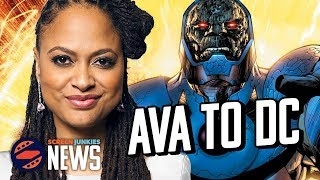 """Is Ava DuVernay """"New Gods"""" Movie The Right Direction For DC? Our Thoughts!"""