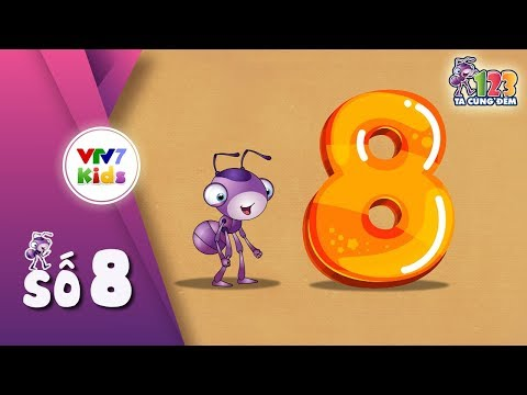123 ta cùng đếm số 8