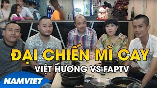 Hài Việt Hương, FAPTV - Đại Chiến Mì Cay Cấp Độ 7 (Việt Hương, Vinh Râu, Thái Vũ, Huỳnh Phương)