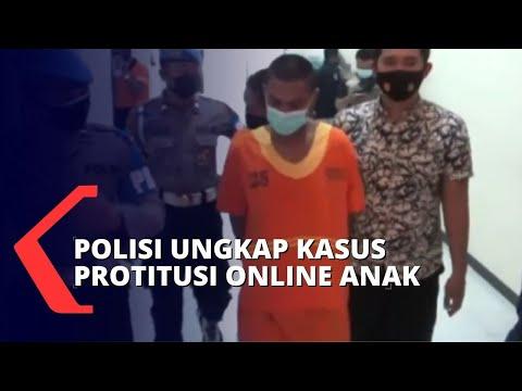 Dua Pria Mucikari Prostitusi Anak Di Bawah Umur Terancam 10 Tahun Penjara
