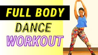 30 Minute Cardio Dance Workout #DanceFitness by Fit Body By Ashley