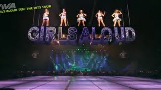 [FULL PROGRAMME] Girls Aloud - Ten The Hits Tour 2013 - Viva - 30th March 2013