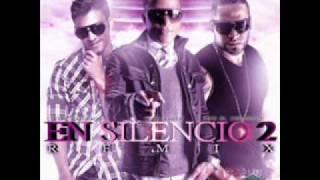 """Video thumbnail of """"En Silencio 2 (Remix) - Eddy Lover Ft. Tico El Inmigrante & Pipe Calderon (original)"""""""