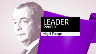 Nigel Farage profile: how his political career started in a pub