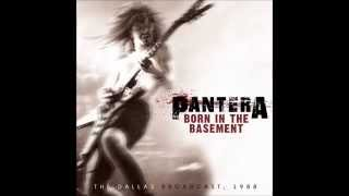 PANTERA Live 88'-The Sleep-Born In The Basement