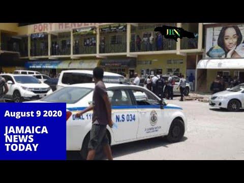 Jamaica News Today August 9 2020/JBNN