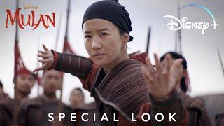 Start Streaming Tomorrow | Mulan Special Look | Disney+