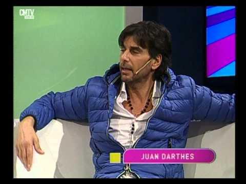 Juan Darthés video Entrevista CM  - Mayo 2015