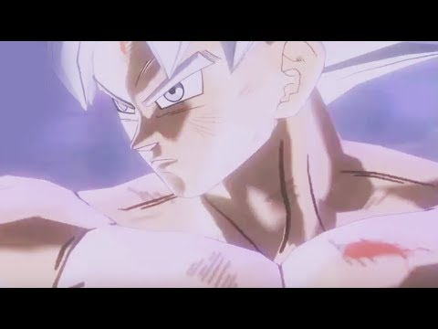It's FINALLY HERE.... THIS IS HOW U DO IT!!! Goku's Ultra Instinct Vs Jiren Dragon Ball Xenoverse 2