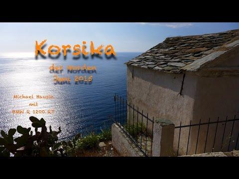 Motorrad und Reisen Korsika