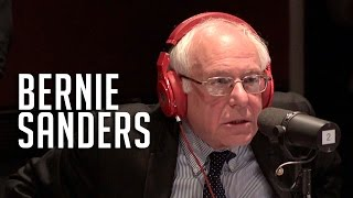 Hot 97 - Bernie Sanders in Studio w/ Ebro in the Morning!!!