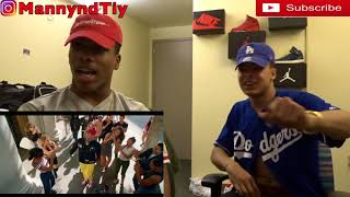 Lil Dicky - Freaky Friday feat. Chris Brown (Official Music Video) REACTION!!