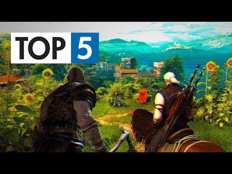 TOP5 - Nejhezčích herních světů