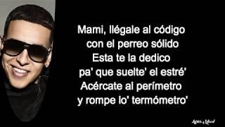 Ozuna, Daddy Yankee, J Balvin, Farruko, Anuel AA - Baila Baila Baila (Remix) LETRA