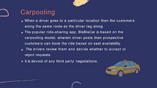 Salient Features Of Our BlaBlaCar Clone App