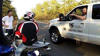Angry People Vs Dirtbikes, ATV's & Roadbikes