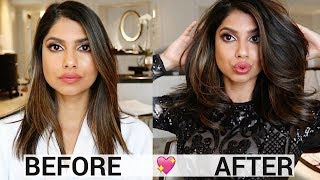 HOW TO: BIG SEXY HAIR in under 10 MINUTES! - Video Youtube