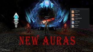 Cabal Online (EU) - New Auras !
