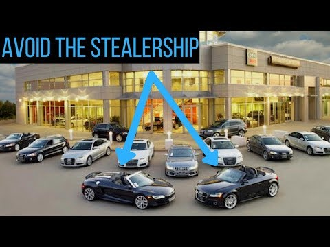 Here Is Why You Should NEVER Repair Your Car At The Dealership