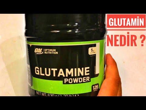 Glutamin Nedir ? Glutamin Nasıl Kullanılır ? Optimum Glutamin Powder Supplement İncelemesi
