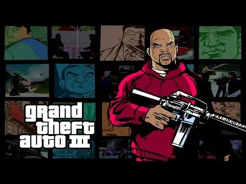 Grand Theft Auto III - Обзор - Решение 2001 года