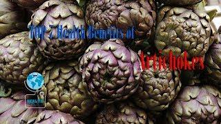 TOP 7 Health Benefits of Artichokes