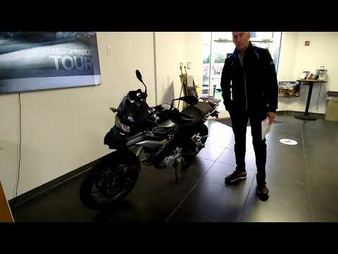 2020 BMW F 750 GS in Louisville, Tennessee - Video 1