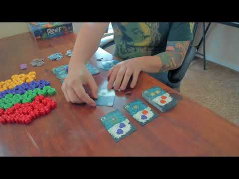 Reef, the boardgame!