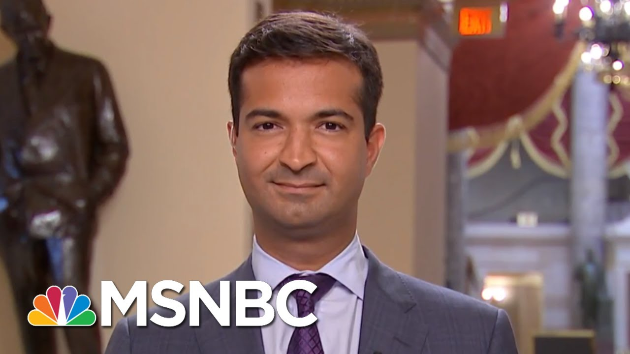 Battle Between Two GOP Immigration Bills Faces Vote Next Week | MTP Daily | MSNBC thumbnail