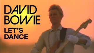David Bowie   Let's Dance (Official Video)