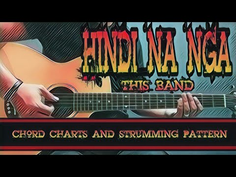 Di Na Babalik - This Band (Guitar Cover With Lyrics & Chords