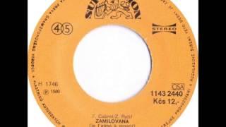 Lenka Filipová - Zamilovaná [1980 Vinyl Records 45rpm]