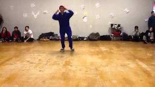 Floatin' - Charlie Wilson ft. Justin Timberlake | Choreography by Cristian Alarcon