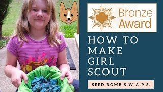 Girl Scout Bronze Award Project - Save The World With S.W.A.P.S.