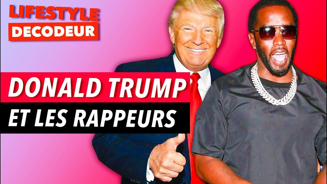 Pourquoi les Rappeurs Aimaient Tant Donald Trump ? - LSD #88