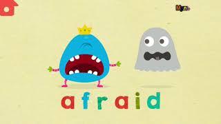 Alphabet for kids.  ABC for Children. Phonics for Kids