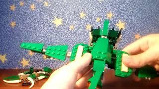 Обзор на набор лего creator 31058