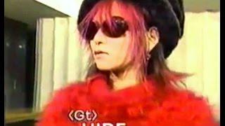 X JAPAN ~DAHLIA~ 1995