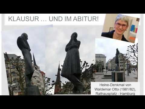 Einführung Heine: Deutschland. Ein Wintermärchen