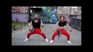 "Dance Fitness with Nevena & Goran - ""Monster Winer"""
