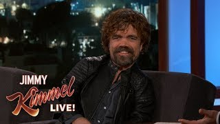 Peter Dinklage on New Movie, Elle Fanning & Hervé Villechaize - Video Youtube