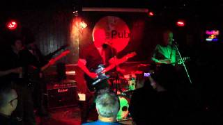 Jon Langford & Men of Gwent - Drone Operator (Live in Le Pub, Newport 29/03/13)