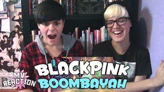 BLACKPINK   BOOMBAYAH (붐바야) ★ MV REACTION