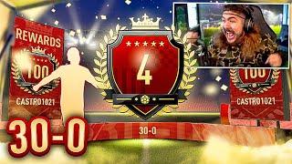 MY 30-0 REWARDS!! 4TH IN THE WORLD!! FIFA 20