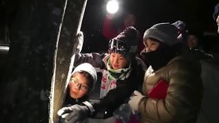 雪上車ナイトアドベンチャーライド🌙イメージ動画