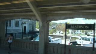 preview picture of video 'Railway Station in Madison, NJ'